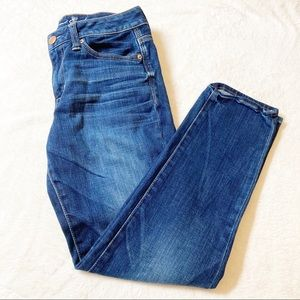 American Eagle Stretch Slouchy Jeans size 2